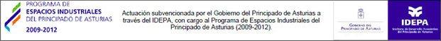 Programa de espacios industriales del Principado de Asturias 2009-2012