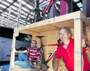 Daniel Alonso y Bruno Prieto en Sport Life Style
