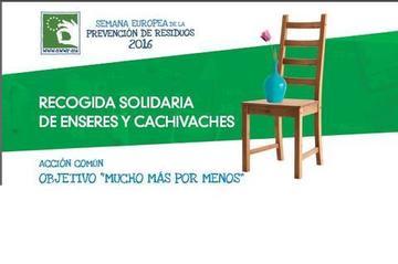 CAMPAÑA DE RECOGIDA DE CACHIVACHES DE LA SEPR