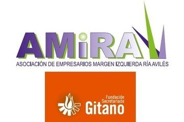 AMIRA FIRMA UN CONVENIO CON LA FUNDACION SECRETARIADO GITANO