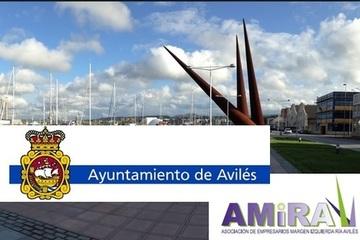 REUNIÓN DE AMIRA CON EL AYUNTAMIENTO DE AVILÉS